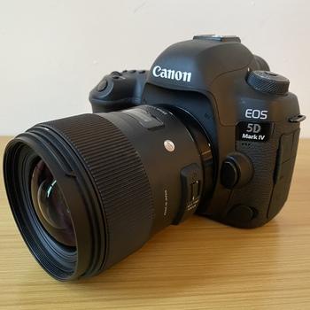 Rent Sigma Art Series Pro lens 35mm 1.4