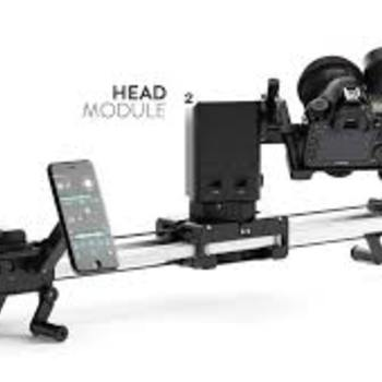 Rent Brand new gear, includes all the bits you need to create great video (except camera and ballhead): Slider Plus Long, headONE, Slide Module v2 and N3 Shutter Release (for Nikon)