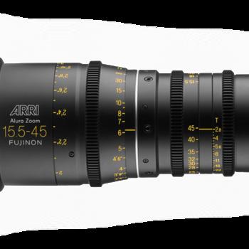 Rent ARRI Alura 15.5-45 T2.8 Zoom PL Mount Cinema Lens