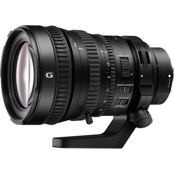 Rent Sony 28-135mm FE PZ F4 G OSS Full-frame + 2 HD filters
