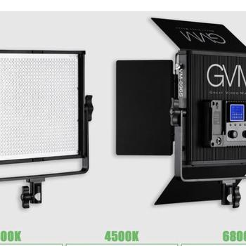 Rent 3 GVM BICOLOR LIGHTS