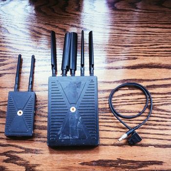 Rent Teradek Bolt 2000 -mod Wivid Wireless Transmiter 1 TX 2 RX