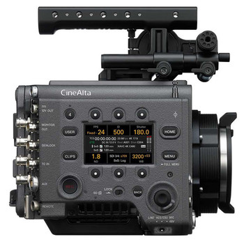 Rent Sony Venice w/ Altas Anamorphic A-Set & All Licenses