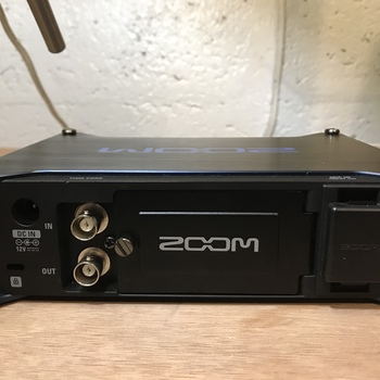 Rent Zoom F8 recorder with pelican