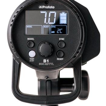 Rent Profoto B1 500 AirTTL Battery-Powered Flash