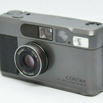Rent Contax T2 Titan Black