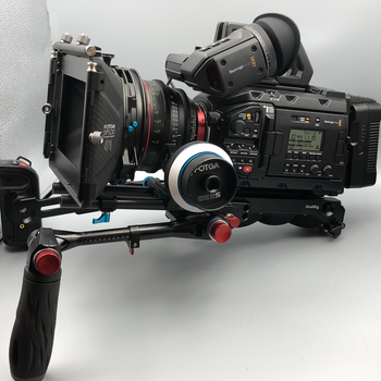 Rent Full Black Magic 4k DNG Cinema bundle