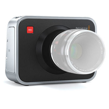 Rent Blackmagic Cinema Camera (EF) Package (BMCC)