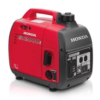 Rent Honda Generator EU 2000 Inverter Industry Standard