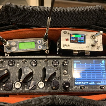 Rent Sound Devices 633 Audio Kit