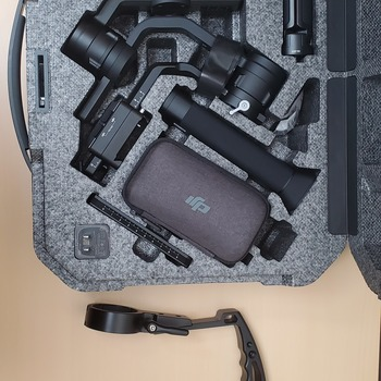 Rent Sony A7 III with 28-70mm, DJI Ronin S essential kit, Sony FE 50mm f/1.8 Prime Lens
