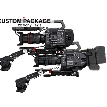Rent 2x Sony PXW-FS7 XDCAM (4K) Complete Package