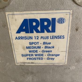 Rent 2x (ARRI Compact HMI 1200W) + ARRISUN HMI 200W Pocket