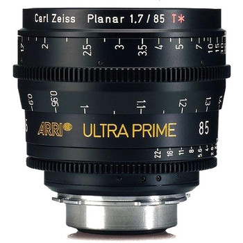 Rent ARRI Zeiss 85mm T1.9 Ultra Prime PL S35