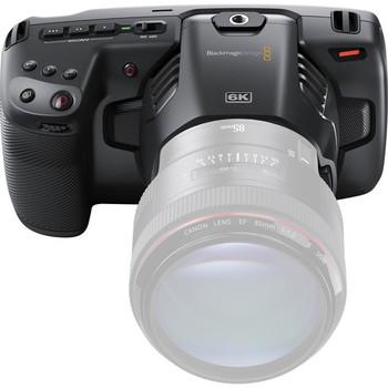 Rent Blackmagic Pocket Cinema Camera 6K Kit