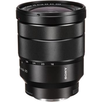 Rent Sony 16-35mm f/4 Vario-Tessar T* FE ZA OSS Lens