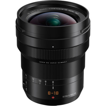 Rent Panasonic Leica DG Vario-Elmarit 8-18mm f/2.8-4 ASPH. Lens (MFT)