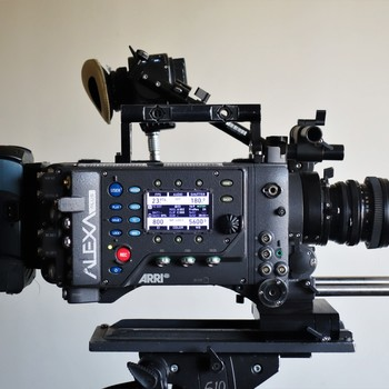 Rent Alexa Plus Package - Zeiss Jenna DDR Lenses, Body, Batts, AC Power, Media, AKS