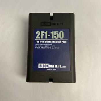 Rent 150 WH 28 & 14 Volt Battery