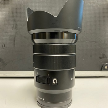 Rent Sony E PZ 18-105mm f4 G OSS