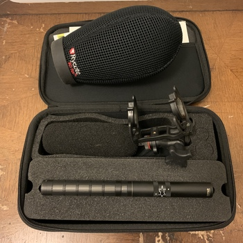 Rent DPA 4017 Shotgun Mic
