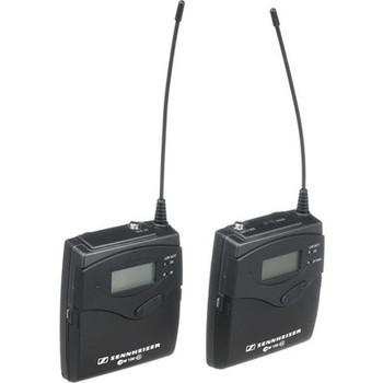 Rent Sennheiser ew100 G3 Wireless Lavalier Microphone