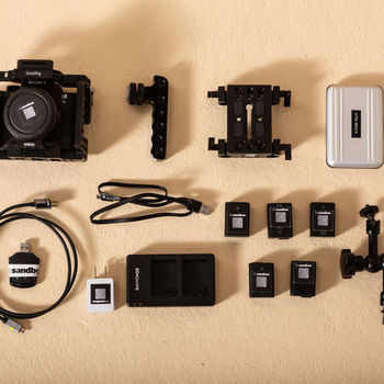 Rent Sony Alpha a7S II Camera Package