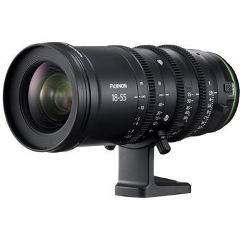 Rent FUJINON MKX18-55mm T2.9 Lens (Fuji X-Mount)