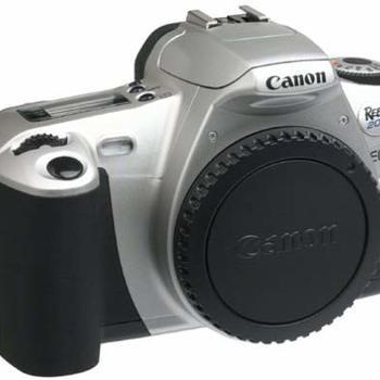 Rent Canon 35mm Film Camera & Sigma 24mm Art Lens