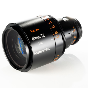 Rent Vazen 40mm T2 1.8x Anamorphic Lens