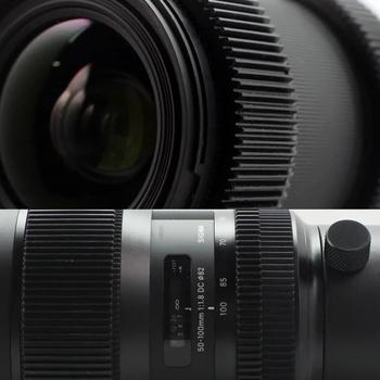 Rent Sigma 18-35mm & 50-100mm EF Cinemod w/ Variable ND