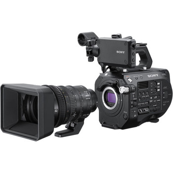Rent Sony FS7 & 18-110mm Lens Package