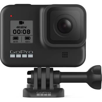 Rent GoPro Hero 8 Black with Adventure Kit