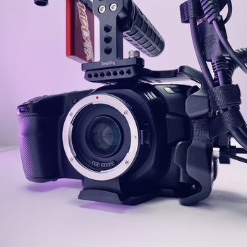 Rent Blackmagic Pocket Cinema Camera 4K Package