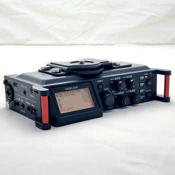 Rent Tascam DR-70D 4 Channel Field Recorder
