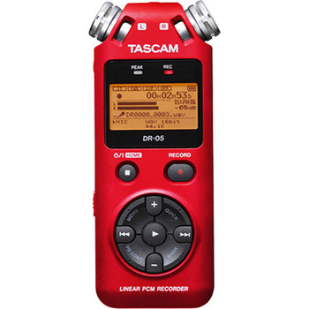Rent Tascam DR-05 Digital Audio Recorder
