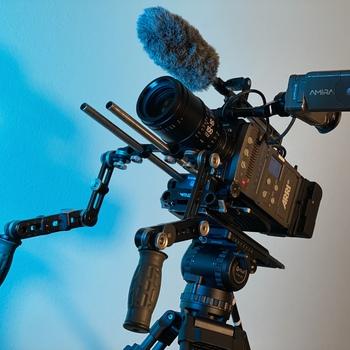 Rent ARRI Amira Camera Kit Ready To Shoot!