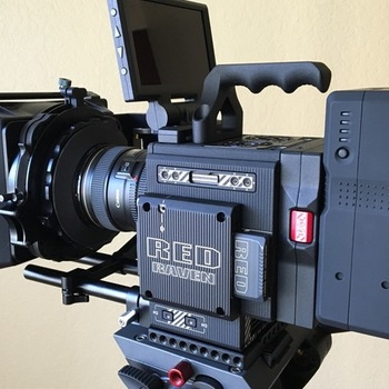 Rent RED RAVEN WITH MOVI PRO