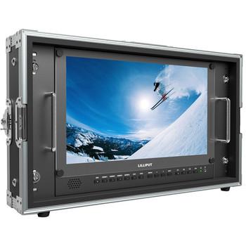 """Rent Lilliput BM150-4K 15.6"""" 4K Quad-Split SDI/HDMI Monitor"""