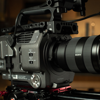 Rent Sony FX9 - Run & Gun Kit