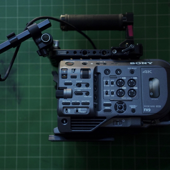 Rent Sony PXW-FX9 XDCAM 6K Full-Frame Camera System