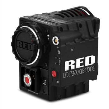 Rent RED Epic Dragon 6K - Base Package