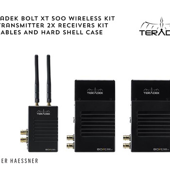 Rent Teradek Bolt XT 500 Wireless 1x Transmitter 2x Receiver Kit