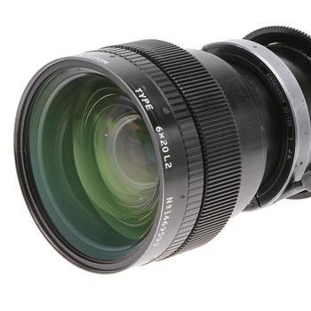 Rent Angenieux 20-120mm T2.9 6x20L2 Super 35mm Zoom Lens Kit