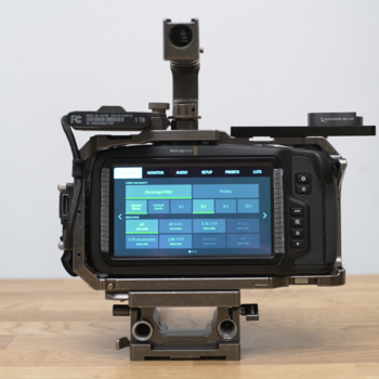 Rent Blackmagic Pocket Cinema Camera 6K (PL Mount)