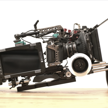Rent Blackmagic Pocket Cinema Camera 6K (PL mount) - Fully Loaded Cine-Handheld Setup