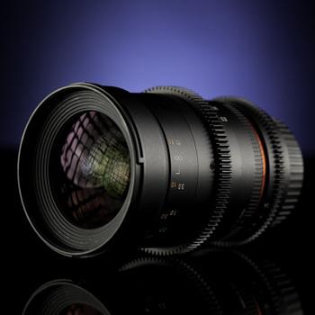 Rent Rokinon 35mm Cine DS T1.5 Lens for Canon EF Mount