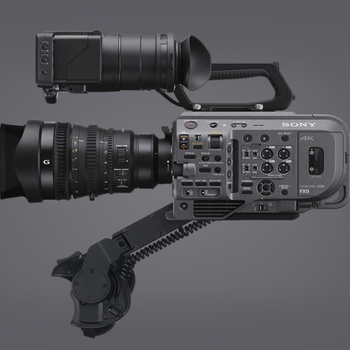Rent Sony FX9 w/ Zoom lens