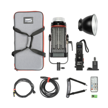 Rent NEW: Aputure LS C300D II LED Light Kit with V-Mount Battery Plate