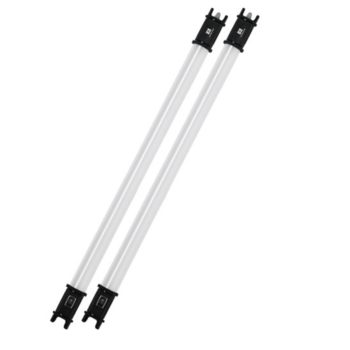 Rent Nanlite PavoTube 15C 2' RGBW LED Tube with Internal Battery 2 Light Kit